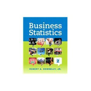 Pearson Business Statistics