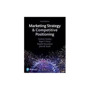 Pearson Marketing Strategy and Competitive Positioning