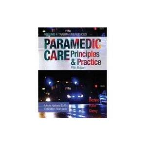 Pearson Paramedic Care Principles & Practice, Volume 4