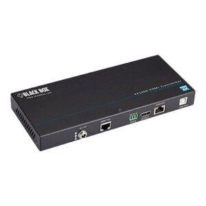 Black Box VX-1001-KIT VX1000 Series Extender - Kit - video/audio/USB/serial/network extender - HDBaseT - USB - up to 328 ft