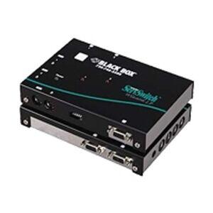 Black Box SW652A ServSwitch Wizard - KVM switch - 4 x KVM port(s) - 1 local user - desktop
