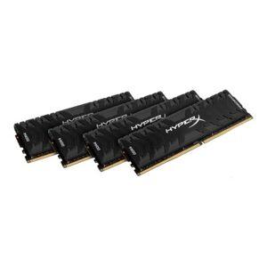 Kingston HX430C15PB3K4/32 32GB 3000MHz DDR4 CL15 DIMM (Kit of 4) XMP HyperX Predator