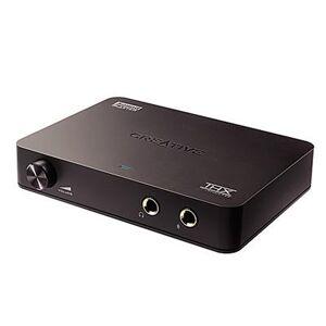 Creative Labs 70SB124000001 Sound Blaster X-Fi HD - Sound card - 24-bit - 96 kHz - 114 dB SNR - stereo - USB 2.0