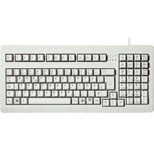 Cherry G80-1800LPCEU-0 G80-1800 - Keyboard - PS/2  USB - English - US - light gray