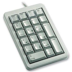 Cherry G84-4700LUCUS-0 ML4700 - Keypad - USB - US - light gray
