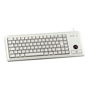 Cherry G84-4420LPBEU-0 ML4420 - Keyboard - PS/2 - English - US - light gray