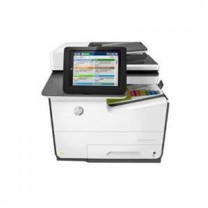 HP Inc. G1W39A#BGJ PageWide Enterprise Color MFP 586dn - Multifunction printer - color - page wide array - A4 (8.25 in x 11.7 in)  Legal (8.5 in x 14