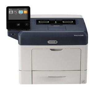 Xerox B400/DNM VersaLink B400 B/W Printer  Letter/Legal  Up To 47ppm  USB  Ethernet  550-Sheet Paper Tray  150-Sheet Multipurpose Tray  110V -  Base M