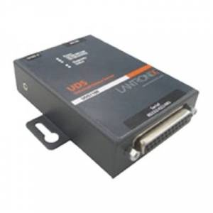 Lantronix UD11000P0-01 Device Server UDS1100 One Port Serial (RS232/ RS422/ RS485) to IP Ethernet  UL864 with Power Over Ethernet (PoE) - Device serve