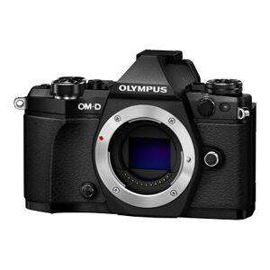 Olympus V207040BU000 OM-D E-M5 Mark II - Digital camera - mirrorless - 16.1 MP - Four Thirds - body only - Wi-Fi - black