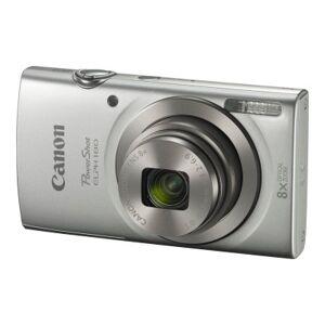Canon 1093C001 PowerShot ELPH 180 - Digital camera - compact - 20.0 MP - 720p / 25 fps - 8x optical zoom - silver