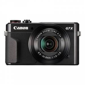 Canon 1066C001 PowerShot G7 X Mark II - Digital camera - compact - 20.1 MP - 1080p / 59.95 fps - 4.2x optical zoom - Wi-Fi  NFC