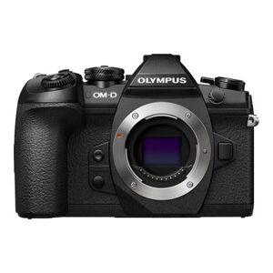 Olympus V207060BU000 OM-D E-M1 Mark II Mirrorless Micro Four Thirds Digital Camera - Body Only