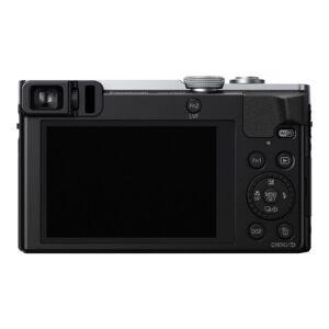 Panasonic DMC-ZS50S Lumix DMC-ZS50 - Digital camera - compact - 12.1 MP - 1080p - 30x optical zoom - Leica - Wi-Fi  NFC - silver