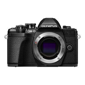Olympus V207072BU010 OM-D E-M10 Mark III Mirrorless Micro Four Thirds Digital Camera with 14-42mm EZ Lens - Black