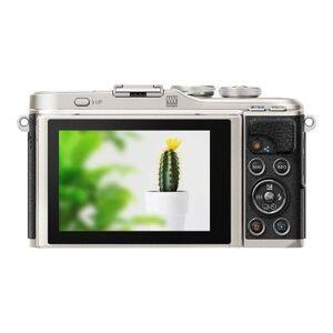 Olympus V205092BU010 PEN E-PL9 - Digital camera - mirrorless - 16.1 MP - Four Thirds - 4K / 30 fps - 3x optical zoom M.Zuiko Digital ED 14-42mm EZ Pan