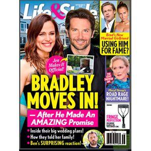 magazine.store Life & Style Weekly Magazine Subscription, 52 Issues, Celebrity & Entertainment   magazine.store