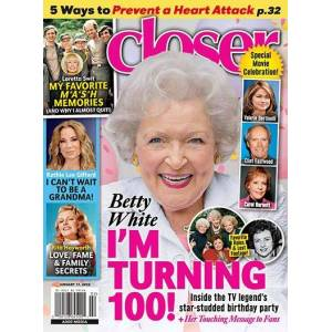magazine.store Closer Magazine Subscription, 52 Issues, Celebrity & Entertainment   magazine.store
