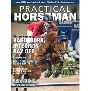 magazine.store Practical Horseman Magazine Subscription, 4 Issues, Sports & Recreation   magazine.store