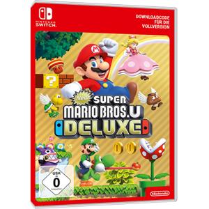 Nintendo New Super Mario Bros U Deluxe - Nintendo Switch Download Code