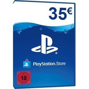 Sony PSN Card 35 Euro [Spain] - Playstation Network