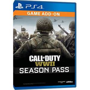Activision Blizzard Call of Duty WW2 Season Pass [PS4] - Germany