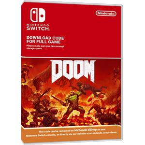 Nintendo DOOM - Nintendo Switch Download Code