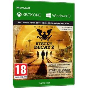 Microsoft State of Decay 2 - Ultimate Edition (Xbox One / Windows 10)