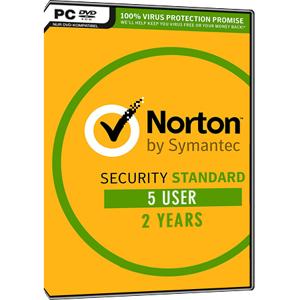 Symantec Norton Security (5 Users / 2 Years)