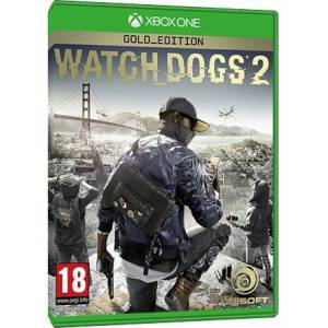 Ubisoft Watch Dogs 2 - Gold Edition (Xbox One Download Code)