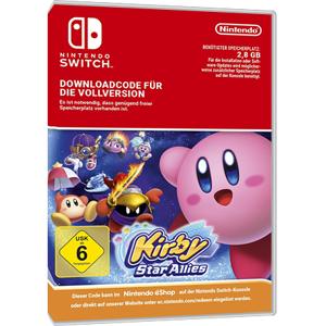 Nintendo Kirby Star Allies - Nintendo Switch Download Code