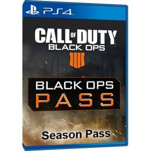 Activision Call of Duty Black Ops 4 - Season Pass DLC (PS4 Download Code) GERMANY