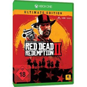 Rockstar Games Red Dead Redemption 2 - Ultimate Edition (Xbox One Download Code)