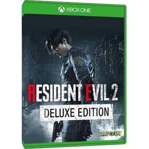 Capcom Resident Evil 2 - Deluxe Edition (Xbox One Download Code)
