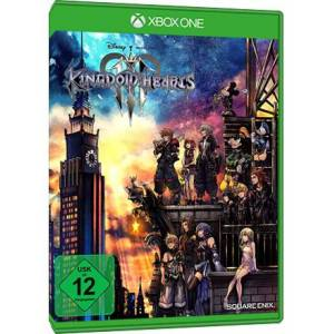 Square Enix Kingdom Hearts III - Xbox One Download Code