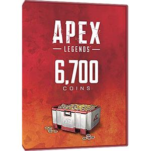 Electronic Arts APEX Legends - 6000 Apex Coins (+700 Bonus)