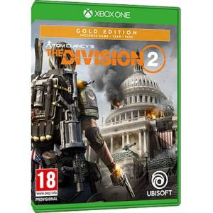Ubisoft The Division 2 - Gold Edition (Xbox One Download Code)
