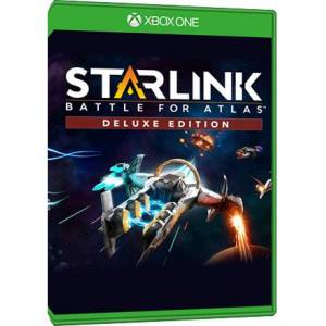 Ubisoft Starlink Battle for Atlas - Deluxe Edition (Xbox One Download Code)