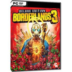 2K Games Borderlands 3 - Deluxe Edition (Epic Games Store Key)