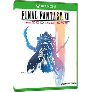 Square Enix Final Fantasy XII - The Zodiac Age (Xbox One Download Code)