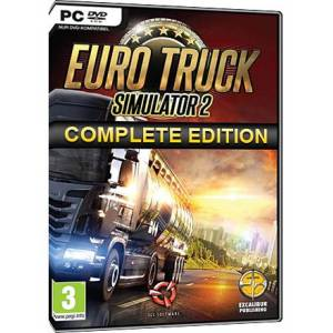 SCS Software Euro Truck Simulator 2 - Complete Edition