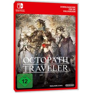 Square Enix Octopath Traveler - Nintendo Switch Download Code