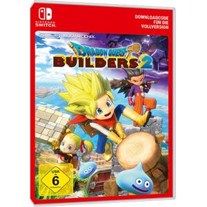 Nintendo Dragon Quest Builders 2 - Nintendo Switch Download Code