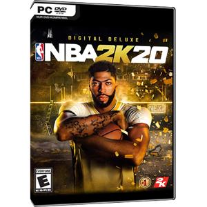 2K Games NBA 2K20 - Digital Deluxe Edition