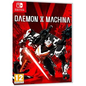 Nintendo Daemon X Machina - Nintendo Switch Download Code