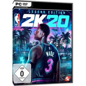 2K Games NBA 2K20 - Legend Edition