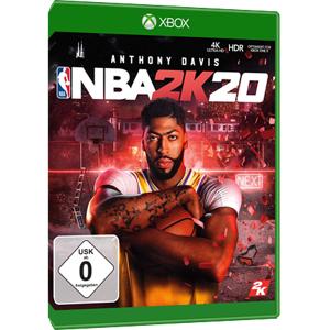2K Games NBA 2K20 - Xbox One Download Code