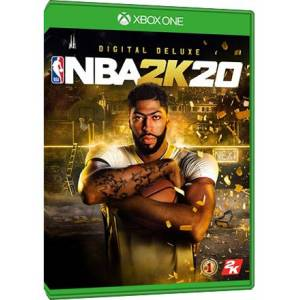 2K Games NBA 2K20 - Digital Deluxe Edition (Xbox One Download Code)