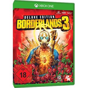 2K Games Borderlands 3 - Deluxe Edition (Xbox One Download Code)