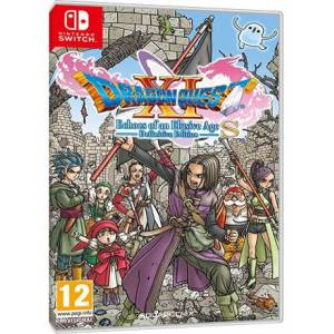 Square Enix Dragon Quest XI Echoes of an Elusive Age - Definitive Edition (Nintendo Switch Download Code)